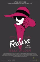 Fedora - Spanish Movie Poster (xs thumbnail)