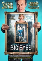 Big Eyes - Argentinian Movie Poster (xs thumbnail)