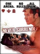 Never Surrender - Movie Poster (xs thumbnail)