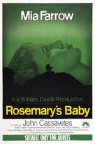 Rosemary's Baby - Australian Movie Poster (xs thumbnail)