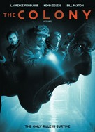 The Colony - Canadian DVD cover (xs thumbnail)