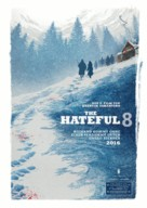 The Hateful Eight - German Movie Poster (xs thumbnail)
