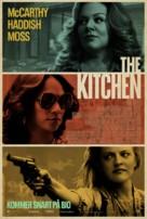 The Kitchen - Swedish Movie Poster (xs thumbnail)