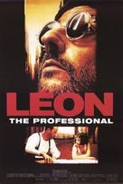 Léon - VHS movie cover (xs thumbnail)