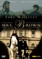 Mrs. Brown - German poster (xs thumbnail)