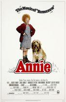 Annie - Movie Poster (xs thumbnail)