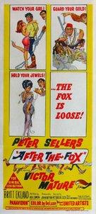 Caccia alla volpe - Australian Movie Poster (xs thumbnail)