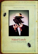 Naked Lunch - DVD cover (xs thumbnail)