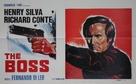 Il boss - Belgian Movie Poster (xs thumbnail)