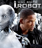 I, Robot - German Blu-Ray movie cover (xs thumbnail)