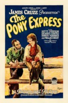 The Pony Express - Movie Poster (xs thumbnail)