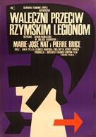 Dacii - Polish Movie Poster (xs thumbnail)