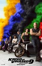 F9 - Estonian Movie Poster (xs thumbnail)