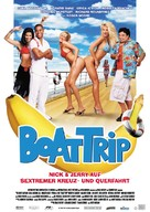 Boat Trip - German Movie Poster (xs thumbnail)