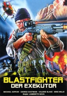 Blastfighter - German DVD cover (xs thumbnail)