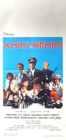 Escape to Athena - Italian Movie Poster (xs thumbnail)