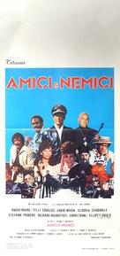 Escape to Athena - Italian Movie Poster (xs thumbnail)