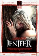 """""""Masters of Horror"""" Jenifer - Swedish Movie Cover (xs thumbnail)"""