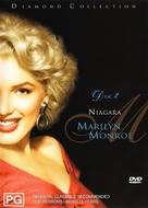 Niagara - Australian DVD cover (xs thumbnail)