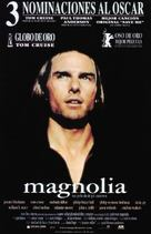 Magnolia - Spanish Movie Poster (xs thumbnail)