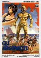Jason and the Argonauts - Italian Movie Poster (xs thumbnail)