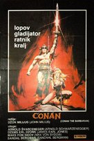 Conan The Barbarian - Polish Movie Poster (xs thumbnail)
