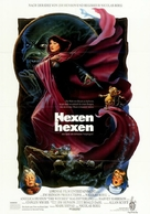 The Witches - German Movie Poster (xs thumbnail)