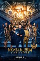 Night at the Museum: Secret of the Tomb - Lebanese Movie Poster (xs thumbnail)