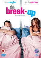 The Break-Up - British DVD cover (xs thumbnail)