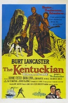 The Kentuckian - Movie Poster (xs thumbnail)