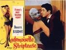 Mademoiselle Strip-tease - poster (xs thumbnail)
