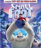 Smallfoot - Blu-Ray cover (xs thumbnail)