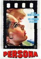 Persona - Italian Movie Poster (xs thumbnail)
