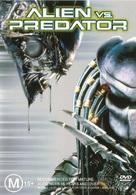 AVP: Alien Vs. Predator - Australian DVD movie cover (xs thumbnail)