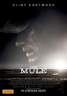 The Mule - Australian Movie Poster (xs thumbnail)