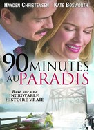 90 Minutes in Heaven - French DVD movie cover (xs thumbnail)