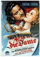 Frenchman's Creek - German Movie Poster (xs thumbnail)