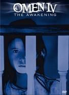 Omen IV: The Awakening - DVD movie cover (xs thumbnail)