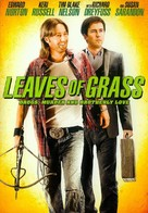 Leaves of Grass - DVD cover (xs thumbnail)