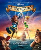 The Pirate Fairy - Video release poster (xs thumbnail)