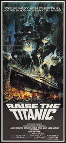 Raise the Titanic - Australian Movie Poster (xs thumbnail)