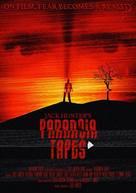 Paranoia Tapes - Movie Poster (xs thumbnail)