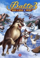 Balto III: Wings of Change - Belgian DVD movie cover (xs thumbnail)
