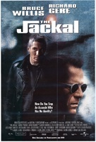The Jackal - Video release movie poster (xs thumbnail)