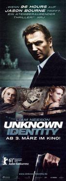 Unknown - German Movie Poster (xs thumbnail)