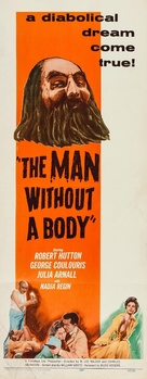 The Man Without a Body - Movie Poster (xs thumbnail)