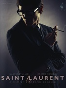 Saint Laurent - French Movie Poster (xs thumbnail)