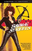 Savage Streets - Austrian DVD movie cover (xs thumbnail)