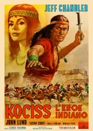 The Battle at Apache Pass - Italian Movie Poster (xs thumbnail)