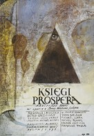 Prospero's Books - Polish Movie Poster (xs thumbnail)